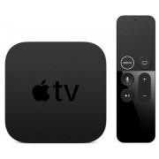 Apple TV 4K, 32GB Flash, Bluetooth, Wi-Fi, LAN