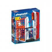 Playmobil City Action: Estación de bomberos con alarma (5361)