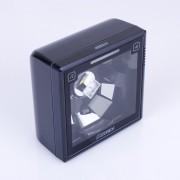 Z-6182 е вертикален, многолъчев баркод скенер с два лазерни диода, позволяващи четене с 40 сканиращи линии и скорост от 3600 сканирания в секунда.