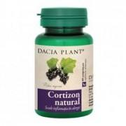 Cortizon Natural Dacia Plant 60cpr