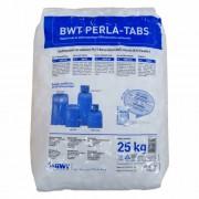 BWT Perla Tabs (Clarosal) - Tablettázott regeneráló só 25 kg