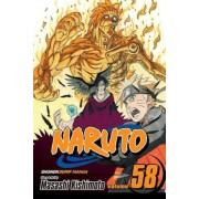 Naruto, V58, Paperback