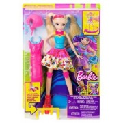 Barbie Video Game Papusa cu Role DTW17
