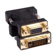 Adaptor DVI-I Dual Link - VGA T/M Roline 12.03.3105BR