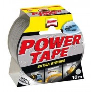 Banda adeziva universala - MOMENT - Power Tape 50 mm x 10 m - argintie
