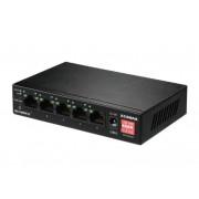 Edimax Es-5104ph V2 Long Range 5-port Fast Ethernet Switch