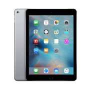 iPad Air 2 Cellular - Black 16GB 9.7'' Retina Display Tablet +4G