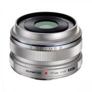 Obiectiv Olympus M.ZUIKO DIGITAL (Argintiu) 17mm