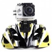 SJCAM SJ4000 Actionkamera - Gul