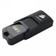 Corsair CMFSL3X1-64GB Flash Voyager Slider X1 64GB USB 3.0, Compact Lecteur Flash