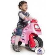 Motocicleta fara pedale Hello Kitty Injusa