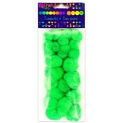 dpCraft Bambule zelené 24 ks, (KSPO-015)