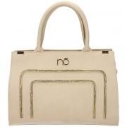 Dámská béžová kabelka NOBO 0740