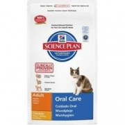 Hill S Science plan feline adult oral care mangime secco pollo kg.1,5