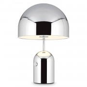 Tom Dixon Bell Bordslampa L, Krom