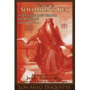 Key to Solomon's Key - Is This the Lost Symbol of Masonry? (DuQuette Lon Milo)(Paperback) (9781888729283)