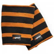 GASP Power Elbow Sleeves Black/flame