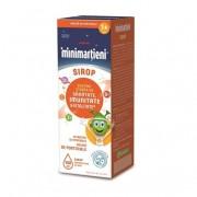 Minimartieni Imunactiv Sirop cu aroma de portocale +1 an x 150 ml Walmark