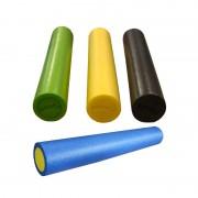 Rolo de pilates de grande resistência 90x15 centímetros (diâmetro: 15 cm)