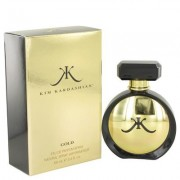 Kim Kardashian Gold For Women By Kim Kardashian Eau De Parfum Spray 3.4 Oz