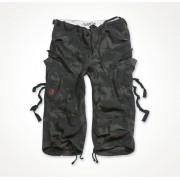 Surplus Engineer Black Camo | Spodnie 3/4