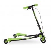 Ybike Yvolution Fliker A1 verde roller