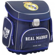 Ghiozdan ergonomic compact FC Real Madrid Bleumarin