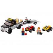 LEGO - ECHIPA DE CURSE PE ATV (60148)