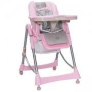 Детско столче за хранене Bon Appetit, Cangaroo, Розов, 3560331