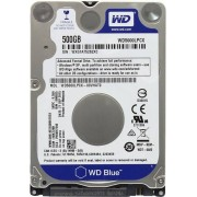 Hard disk laptop WD 500GB SATA3 5400 rpm