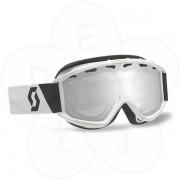 Naočare za skijanje Scott HOOK UP white-silver chrome, SC2365220002015