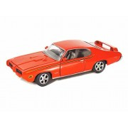 1969 Pontiac GTO Judge 1/24 Orange