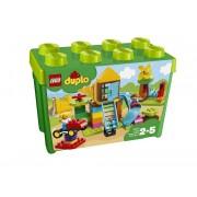 Set de constructie LEGO DUPLO Cutie mare de caramizi pentru terenul de joaca