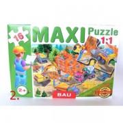 D-toys Maxi puzzle 16 db-os