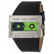 EOS New York Mixtape Watch Black/Green 302SSILGREEN