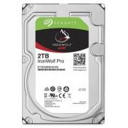 "HDD 3.5"", 2000GB, Seagate IronWolf Pro, 7200rpm, 128MB Cache, SATA (ST2000NE0025)"