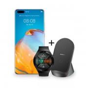 Smartphone HUAWEI P40 PRO, 5G, 6,58, 8GB, 512GB, Android 10, crni Huawei GT2E Watch Bežični punjač 40W