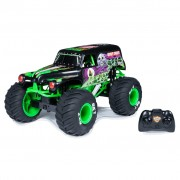 Monster Jam Truck Grave Digger with RC 1:10