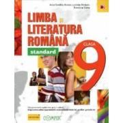 Romana Cls 9 Standard Ed.2014 - Anca Davidoiu-Roman Mihaela Dobos