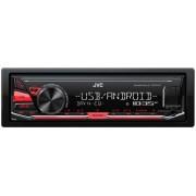 Radio Player JVC KD-X141, 50W x 4, USB, Bluetooth, AUX