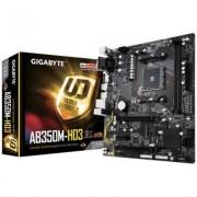 Gigabyte GA-AB350M-HD3 AM4 B350 2DDR4 4USB3/HDMI/M2 uATX