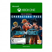 Microsoft jump force: season pass xbox one