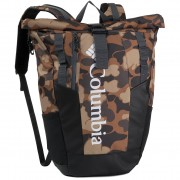 Раница COLUMBIA - Convey 25L Rolltop Daypack 1715081 Camel Brown Ibex Camo 224