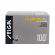Stiga Training ABS White 100-pack