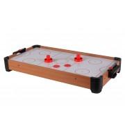 ODG Air Hockey In Legno Da Tavolo Con Due Manopole E Dischetto 69 X 36 X 7 Cm