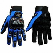 Pro-Biker Probiker Gloves for Motor cycle/Bike /Moto Cross/Outdoor Sports Bicycle Cycling/Racing / Driving/Riding - Full