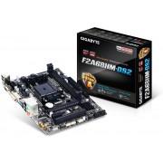 Gigabyte GA-F2A68HM-DS2 moederbord Socket FM2+ AMD A68H micro ATX