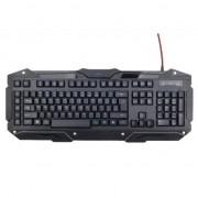 Tastatura Gembird KB-UMGL-01, gaming, USB, programabila