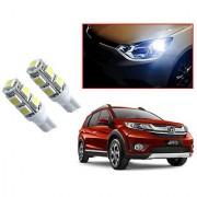 Auto Addict Car T10 9 SMD Headlight LED Bulb for Headlights Parking Light Number Plate Light Indicator Light For Honda BRV