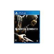 Game Mortal Kombat X - PS4